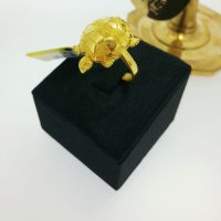 แหวน เต่าทองอายุยืน