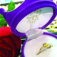 แหวน เต่าทอง