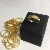 แหวน 1 กรัม โปร่งมังกร